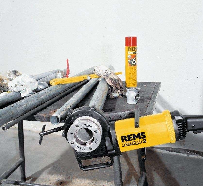 REMS Amigo 2 elektrikli pafta