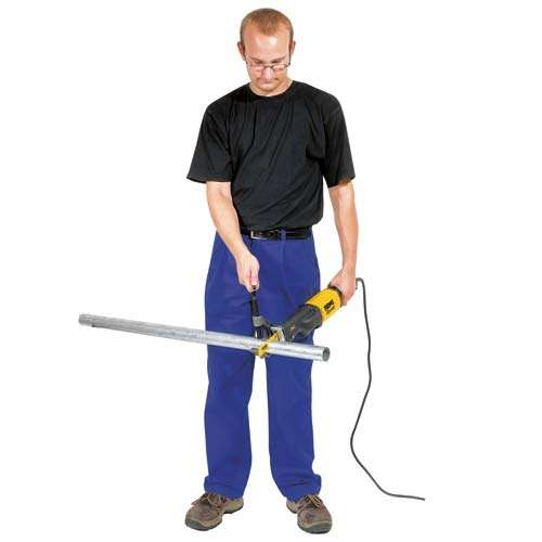REMS Tiger SR Elektrikli kılıç tipi boru testeresi