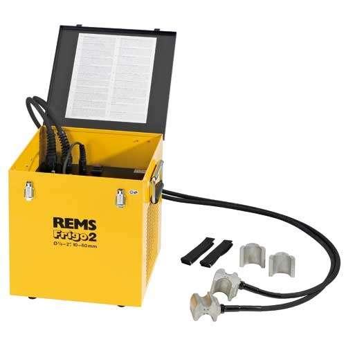 REMS Frigo 2 Elektrikli boru dondurma makinesi